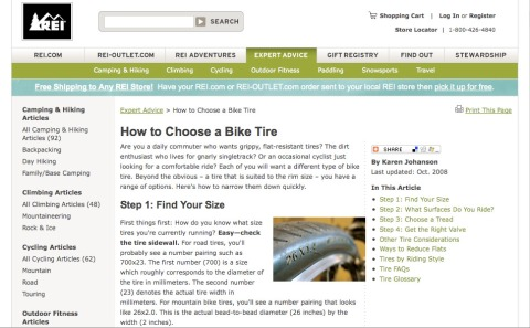 How to Choose a Bike Tire - Expert Advice from REI